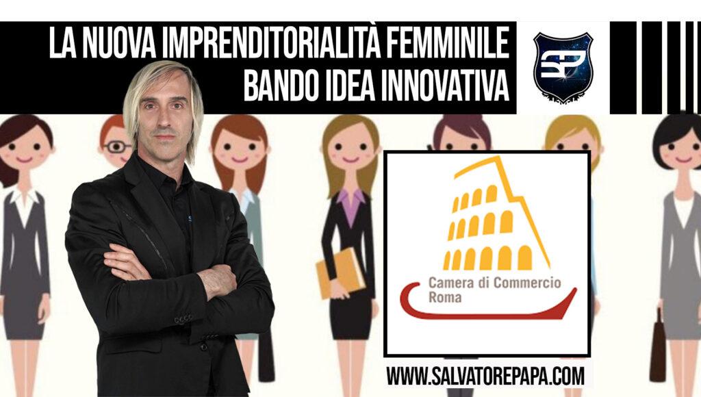 Bando idea innovativa